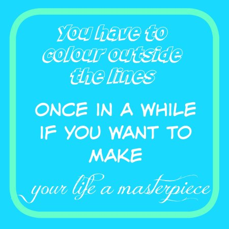 colour quote interiors, life