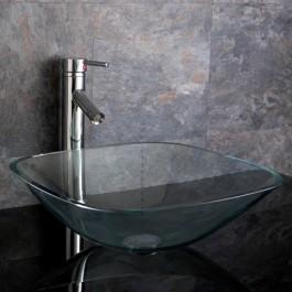 glass basin from clickbasin