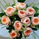 Fresh flowers roses
