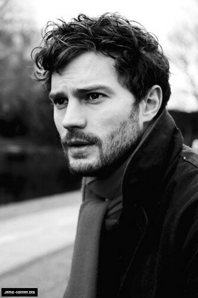 Jamie Dornan Fifty Shades of Grey Competition