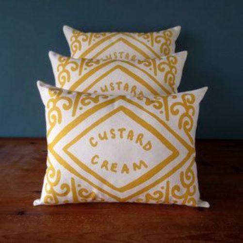 Custard Cream Nikki McWilliams