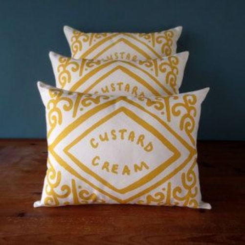 Custard Cream Nikki McWilliams