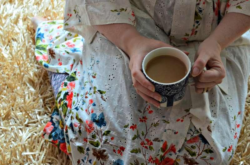Verry Kerry Kimono Dressing Gown