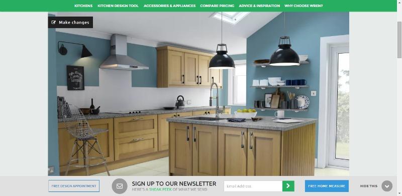 Designer Wren Kitchens