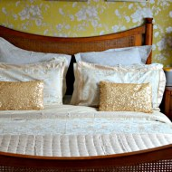 Finishing Touches : New Bedding