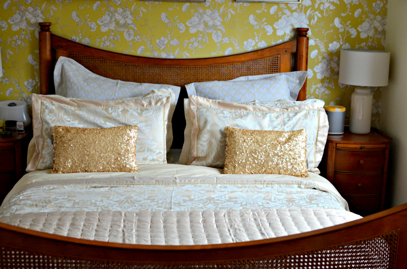 Julian Charles Bedding Blenheim Gold