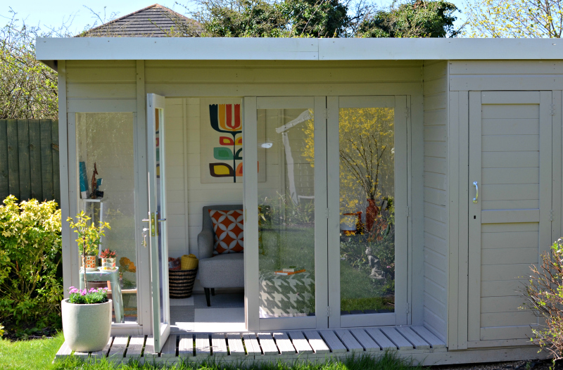 Garden Sheds John Lewis blogger competition: style a secret shed and win £250 john lewis