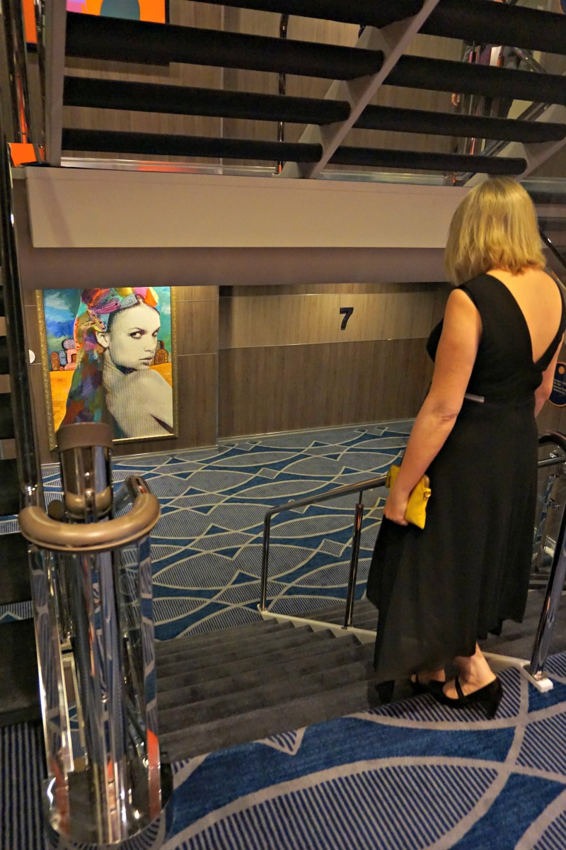 harmony of the seas corridors
