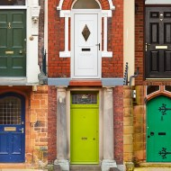 5 Simple Ways to Freshen up Your Front Door