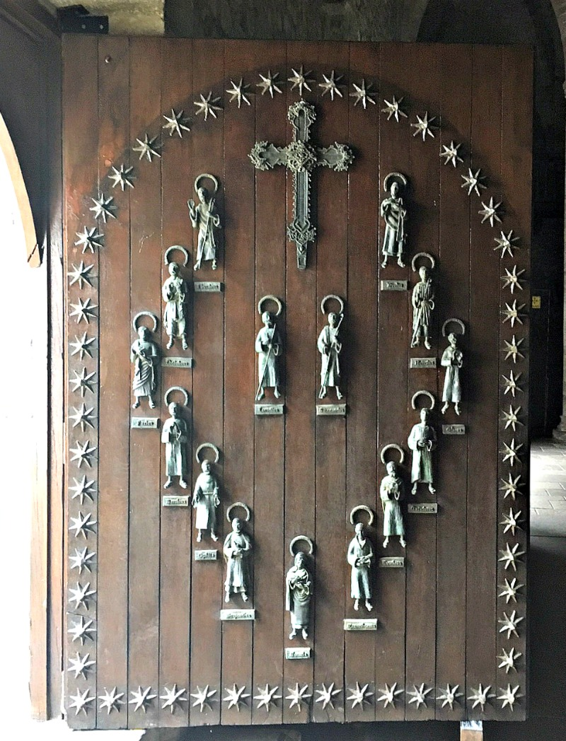 door of forgiveness