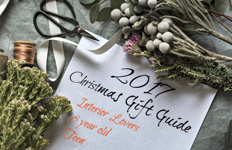 Gift Guides for 2017