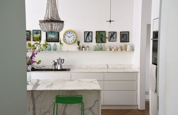 Finishing Touches : Large Wall Clocks