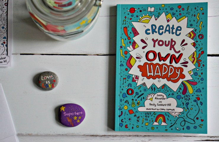 Book Review and Blog Tour : Create Your Own Happy
