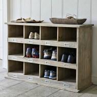 Finishing touches : Shoe Storage