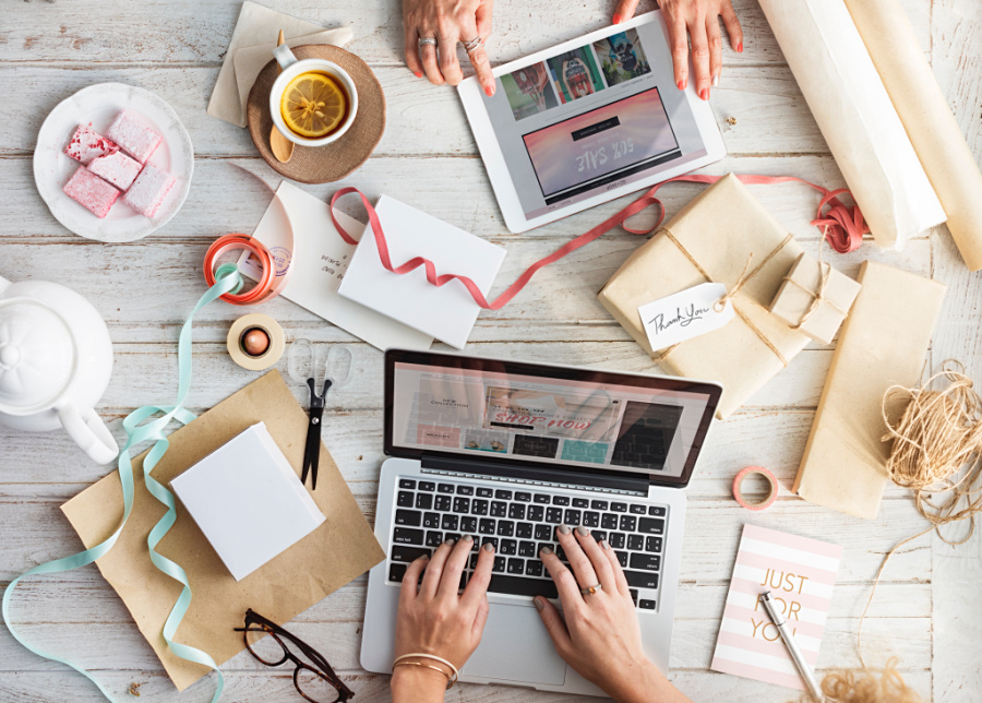 online shopping make you money go further this Christmas