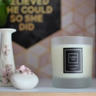 Aubrey Candle Review and Giveaway