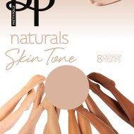 Pretty Polly Naturals Skin Tones