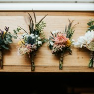 Boho Floral Arrangement 101: How To Use Succulents In A Bouquet