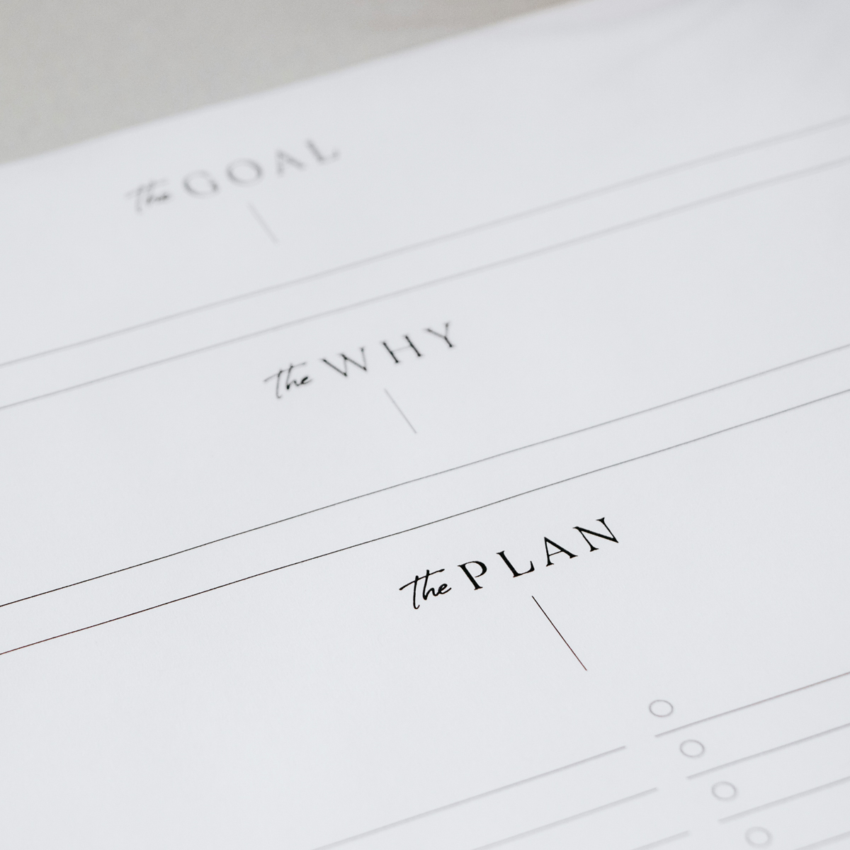 Goal Setting Worksheet Printable How To Write A Goal And