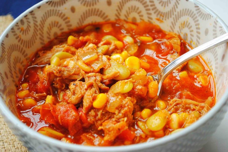 Tangy Brunswick Stew