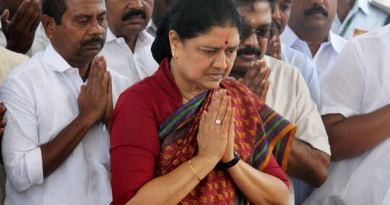 No Place For Sasikala and Family in the Party: TN Fisheries Minister D Jayakumar