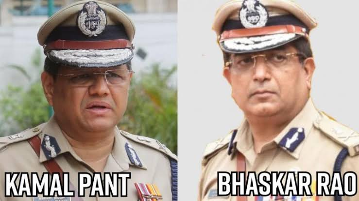 Kamal Pant replaces Bhaskar Rao as new Bengaluru Police Commissioner