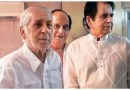 Dilip Kumar's younger brother Ehsan Khan dies at 90 due to Covid-19