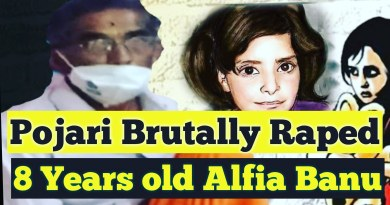 Asifa Bano Rape Tragedy Repeated Again in Bangalore with 8 years old Alfia Bano Today.