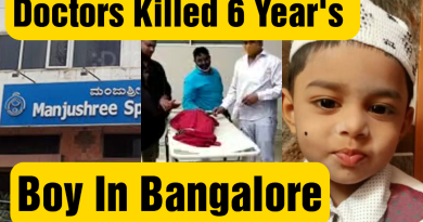 Manjushree Hospital killed 6 years old boy due to high negligence of the doctors and nurses present there.