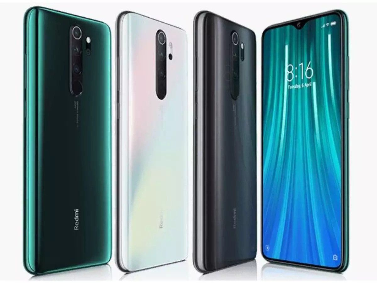 Redmi Note 8 Pro November 2020 Update Released In China Brings October 2020 Android Security Patch, Optimized Control Central, System Stability & More