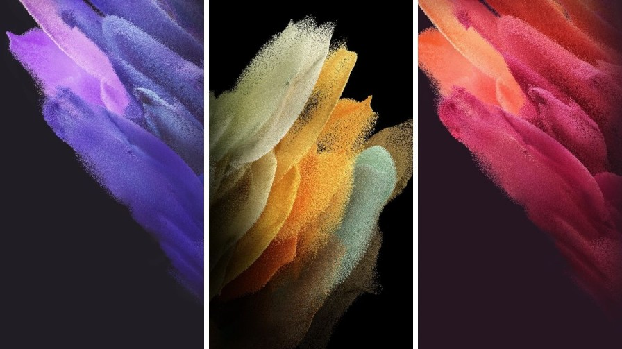 Download Galaxy S21 Series Stock Wallpapers From Here - The Android Rush