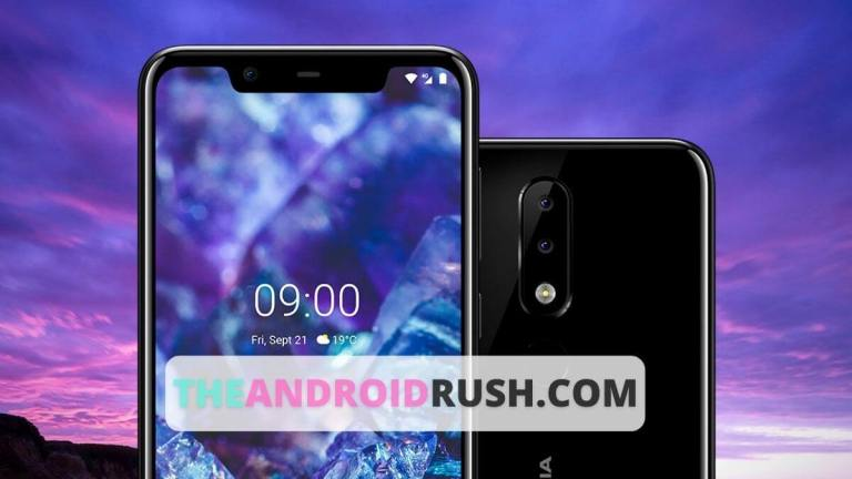 Nokia 5.1 Plus January 2021 Update Released - The Android Rush