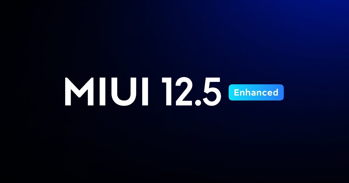 MIUI 12.5 Enhanced Edition - The Android Rush