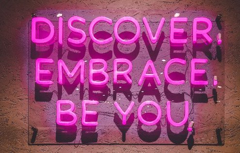 Discover, Embrace, Be You.