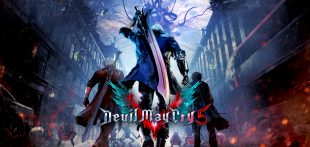 Test : Devil May Cry 5