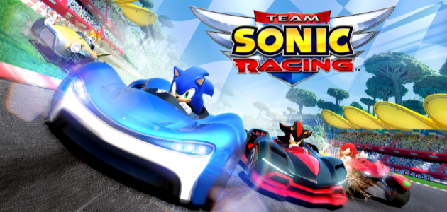 Test : Team Sonic Racing