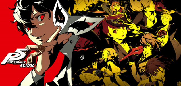 Test : Persona 5 Royal