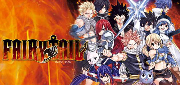 Test : Fairy Tail