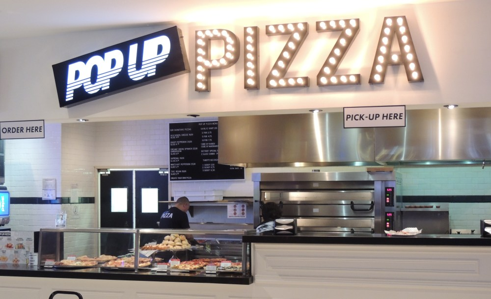 Pup up pizza in las vegas