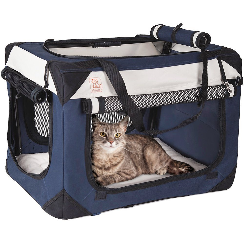 Best cat carrier for long-distance travel