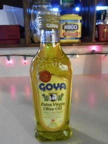 GOYA OLIVE OIL
