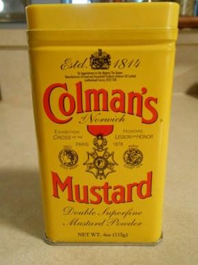 COLEMAN'S MUSTARD