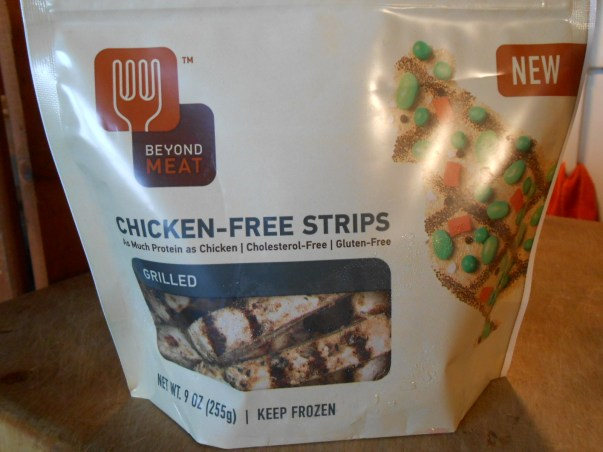 BEYOND MEAT CHICKENFREE STRIPS