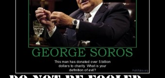 "George Soros Tax Scam: Calling For Higher Taxes On The ""Rich"""