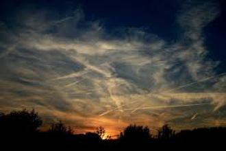 Contrails Creating Clouds