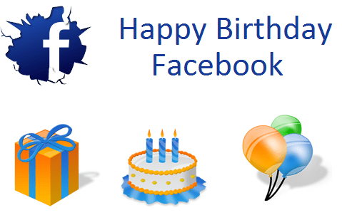 Happy Birthday Facebook The Anonymous Abagnale