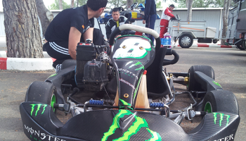 Data logger: test session at 1st Rally Eurocidade Tui