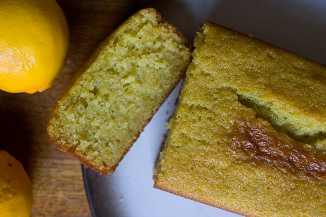 Citrus Olive Oil Cake | The Answer is Always Pork