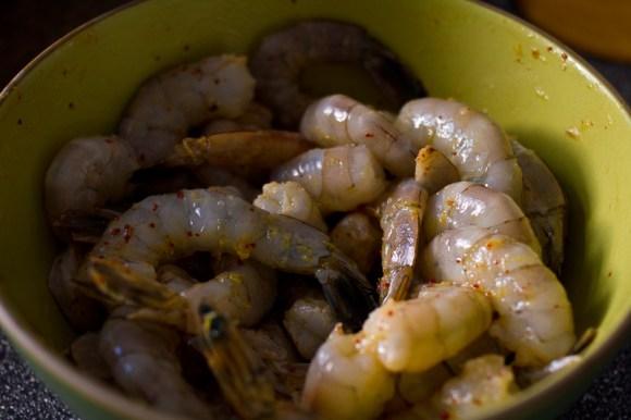 Shrimp Salpicon   The Answer is Always Pork
