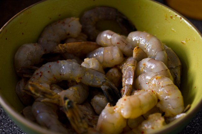 Shrimp Salpicon | The Answer is Always Pork